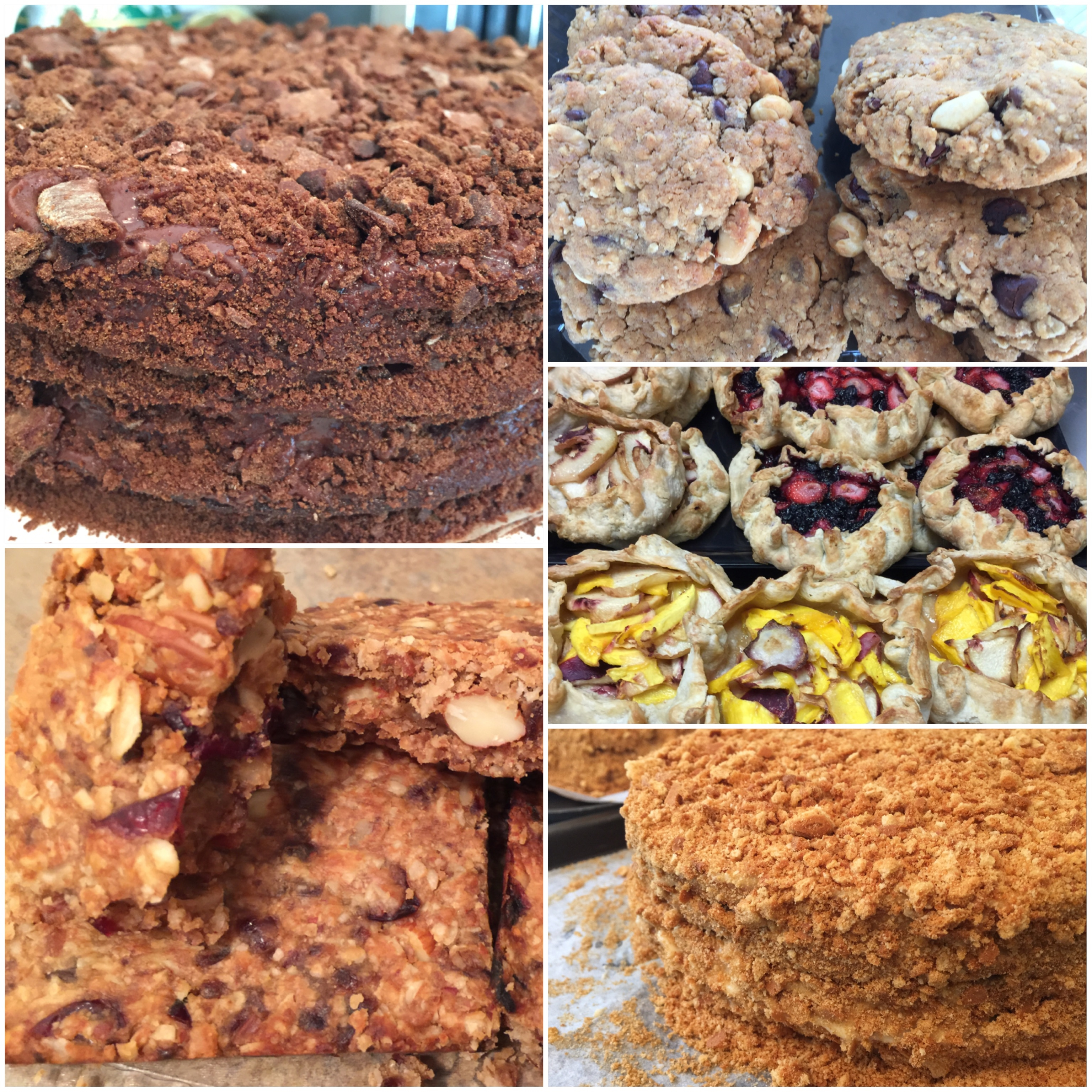 """""""TE"""" (Sweets and Spice) is now at Clarendon Farmers Market!"""